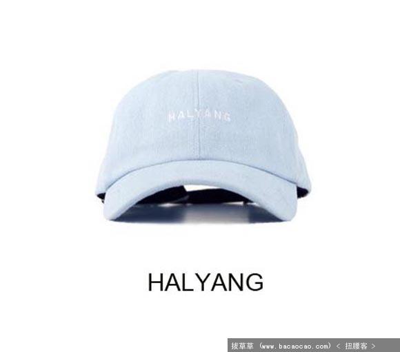 配饰 鹿晗 HALYANG 棒球帽